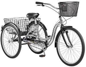 Грузовой трехколесный велосипед STELS Energy I